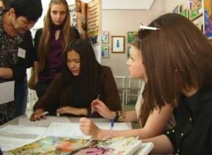 Саяногорские волонтеры прошли «Дорогами добра»