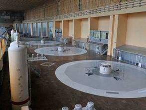 Владимир Путин запустил еще один агрегат Саяно-Шушенской ГЭС