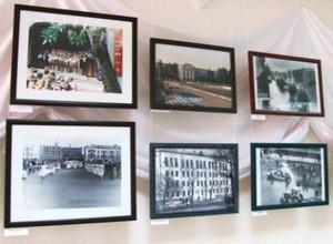 В Саяногорске открылась фотовыставка «Старый Абакан. Шесть десятилетий пути»