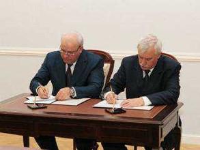 Хакасия и Санкт-Петербург будут обмениваться студентами, развивать бизнес и туризм