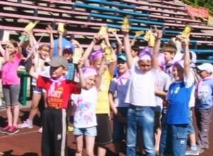 В Саяногорске стартовала Летняя спартакиада