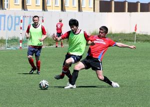 Определились участники соревнований по футболу в рамках X спортивных игр народов Хакасии