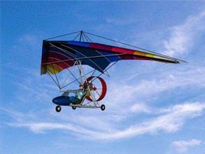 Мотодельтаплан с пилотом и пассажиром упал в озеро Беле