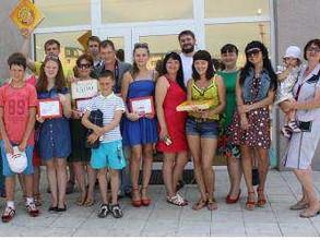 В Саяногорске наградили активистов фотокросса