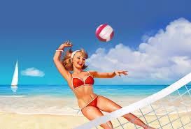 Приглашаем черемушкинцев сыграть в пляжный волейбол