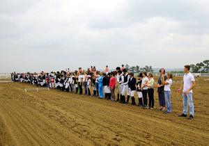 Воспитанники саяногорского «Пегаса» стали призерами Чемпионата СФО по адаптивному конному спорту