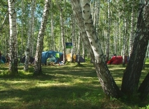 Международный туристский эко-лагерь «Сделаем-Хакасия» принимает гостей