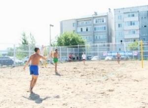 Пляжный волейбол. У наших девушек бронза