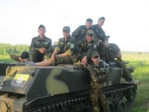 Команда кадетов из Саяногорска приняли участие во Всероссийской игре «Победа»