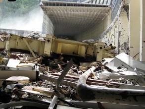 Это останется в память о трагической аварии на Саяно-Шушенской ГЭС