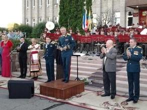 Гастроли Центрального военного оркестра в Хакасии проходят с огромным успехом