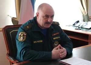 Задержан начальник ГУ МЧС России по Хакасии генерал Андрей Фирсов