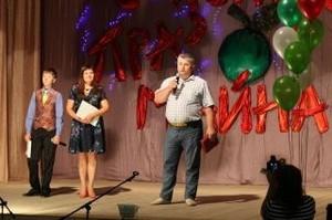 Энергетики СШ ГЭС поздравили жителей Майны с днем поселка