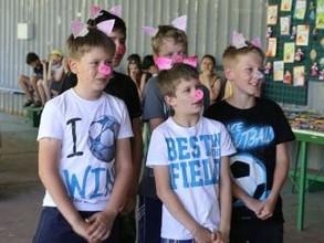 Дети саяногорских металлургов провели лето в «Дружбе»