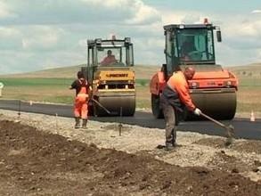 Ремонт на автодороге Абакан - Саяногорск остановлен