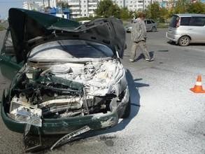 В крупном ДТП в Саяногорске не могут определить виновных