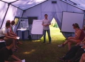 Саяногорцы могут побороться за бесплатную путевку в эко-лагерь