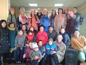 В Хакасии начался II Кочевой театральный фестиваль «Белая Юрта – Ах Иб»