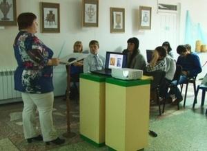 Юные саяногорцы познают родной край на музейных уроках