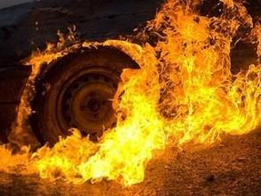 В Хакасии выясняют, кто поджигает автомобили