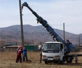Энергетики окажут селу Калы «скорую помощь»