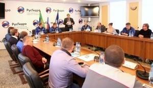 Саяно-Шушенский гидроэнергокомплекс к зиме готов