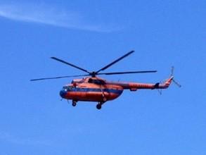 В Тыве возобновились поиски пропавшего вертолёта Ми-8