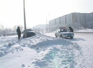 Рейд ГИБДД Саяногорска: 80 нарушений, 2 пьяных за рулем