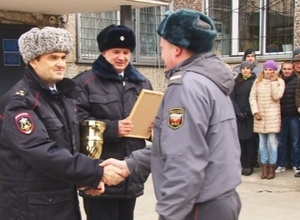 Сотрудники ОВО Саяногорска – лучшие в Хакасии