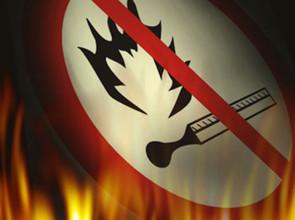 Время вспомнить о пожарной безопасности