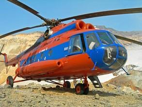 На территории Каратузского района спасатели продолжают поиски вертолета
