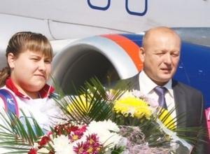 Татьяна Зырянова вновь в победителях!