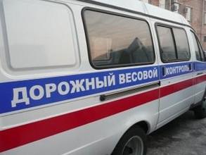 Тяжеловесы навредили дорогам Хакасии почти на миллион рублей