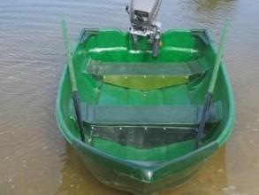 Угнанную в Саяногорске лодку нашли по мотору