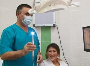 Поликлиника Черемушек пополняется новым оборудованием