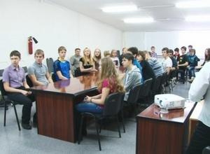Саяногорские школьники все узнали о налогах