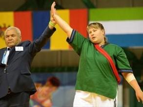 Татьяна Зырянова из Саяногорска стала чемпионкой мира