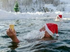 Новый год в Хакасии можно встретить и нетрадиционным способом