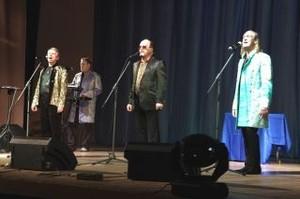 «Песняры» поздравили энергетиков СШГЭС с профессиональным праздником