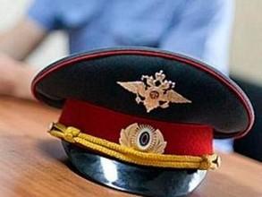 В Хакасии от женщины пострадало лицо полицейского