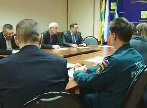 На Комиссии по чрезвычайным ситуациям обсудили предстоящие праздники