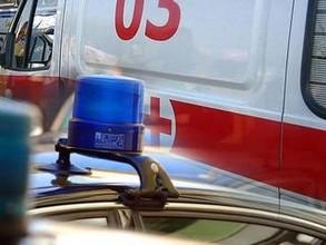 В Хакасии сбили двух человек и лошадь