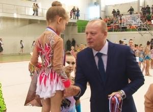 Первое открытое первенство Хакасии по художественной гимнастике прошло в Саяногорске