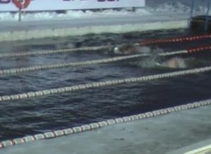 Александр Черкасов, бронзовый призер по зимнему плаванию в Тюмени