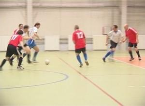В Республике стартовал Чемпионат Хакасии по мини-футболу