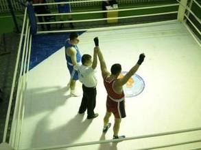 Полицейские Хакасии заняли первое место турнире по боксу