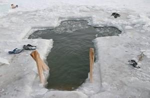 В Хакасии определено 15 мест для массового купания в крещение