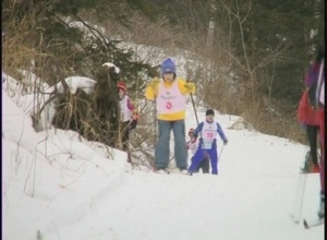 Лыжные гонки в честь Великой Победы