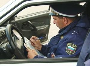 В Саяногорске продолжают ловить пьяных за рулем