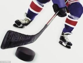 Наши хоккеисты вновь отличились